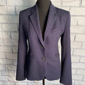 J. Crew women's structured Suit Jacket Blazer